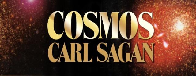 Carl Sagan Cosmos logo