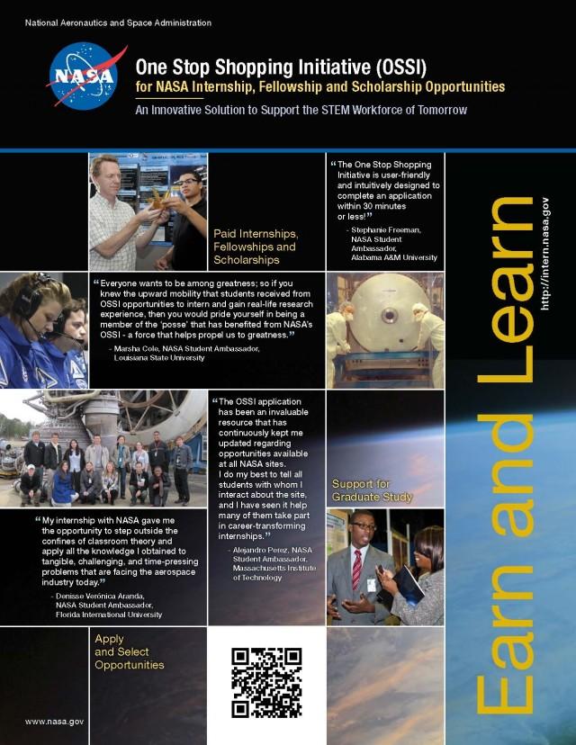 OSSI:SOLAR Flyer