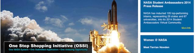 NASA OSSI website