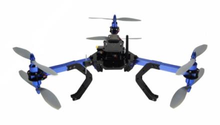 NASA hexacopter